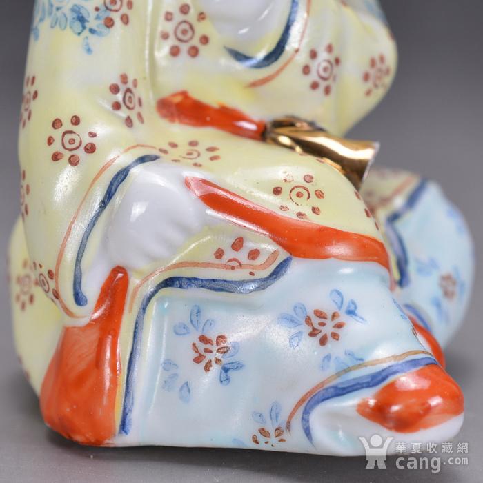 景德镇雕塑瓷厂 瓷人图9