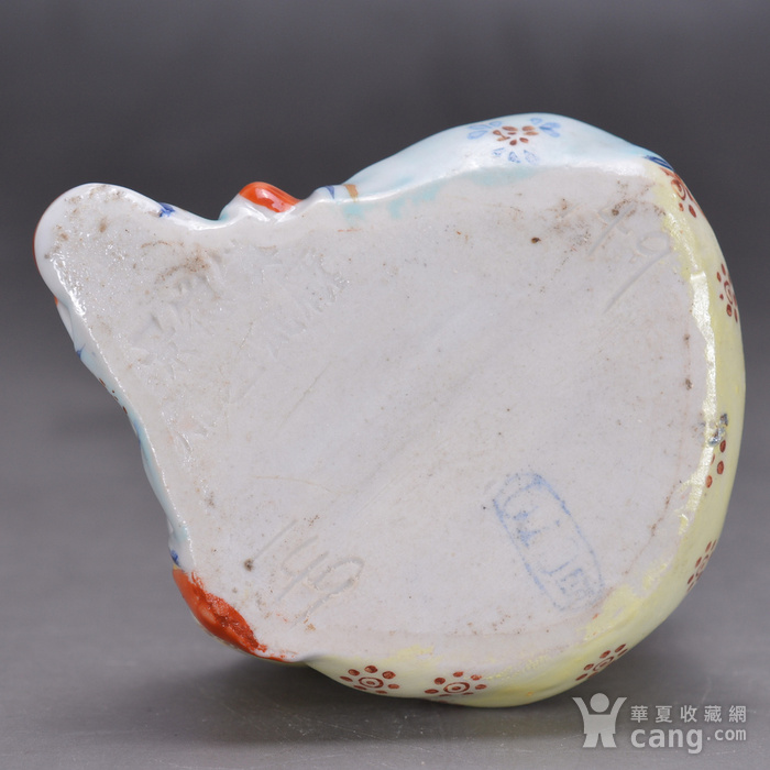 景德镇雕塑瓷厂 瓷人图10