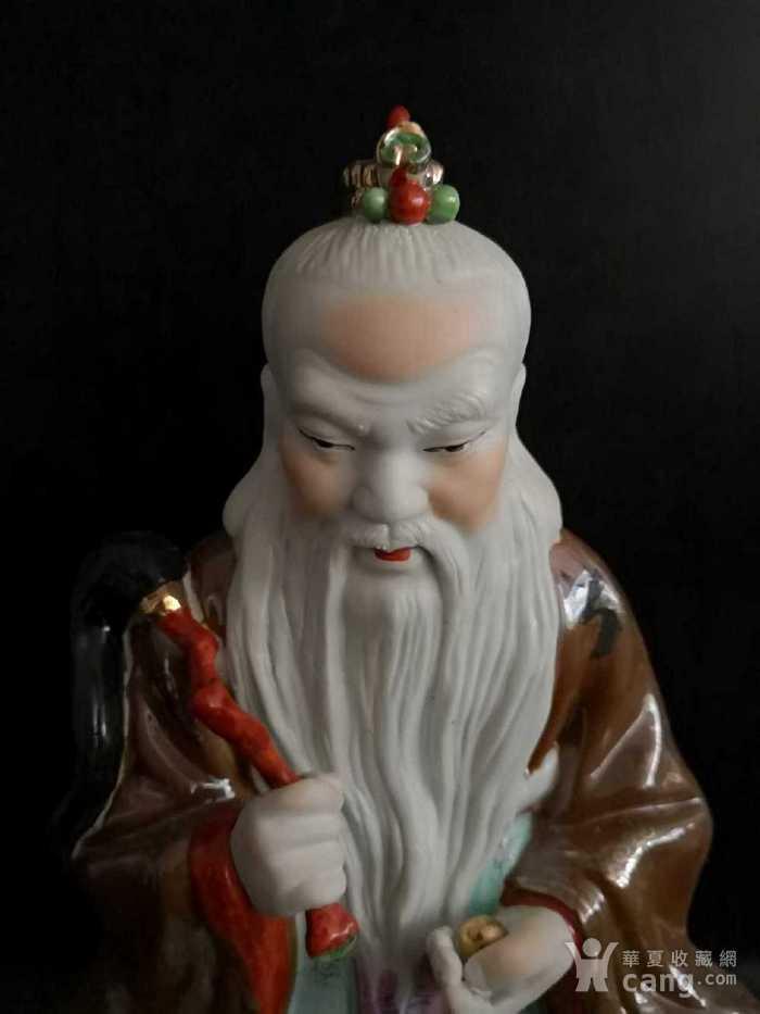 英国回流的中国瓷器道家人物图8