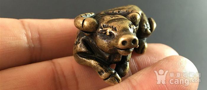 铜牛造像图5