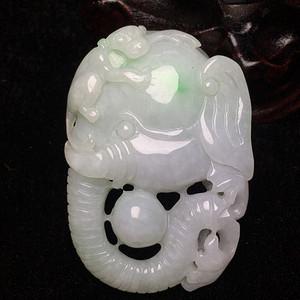 冰带绿精工 大象猴子 封侯拜相
