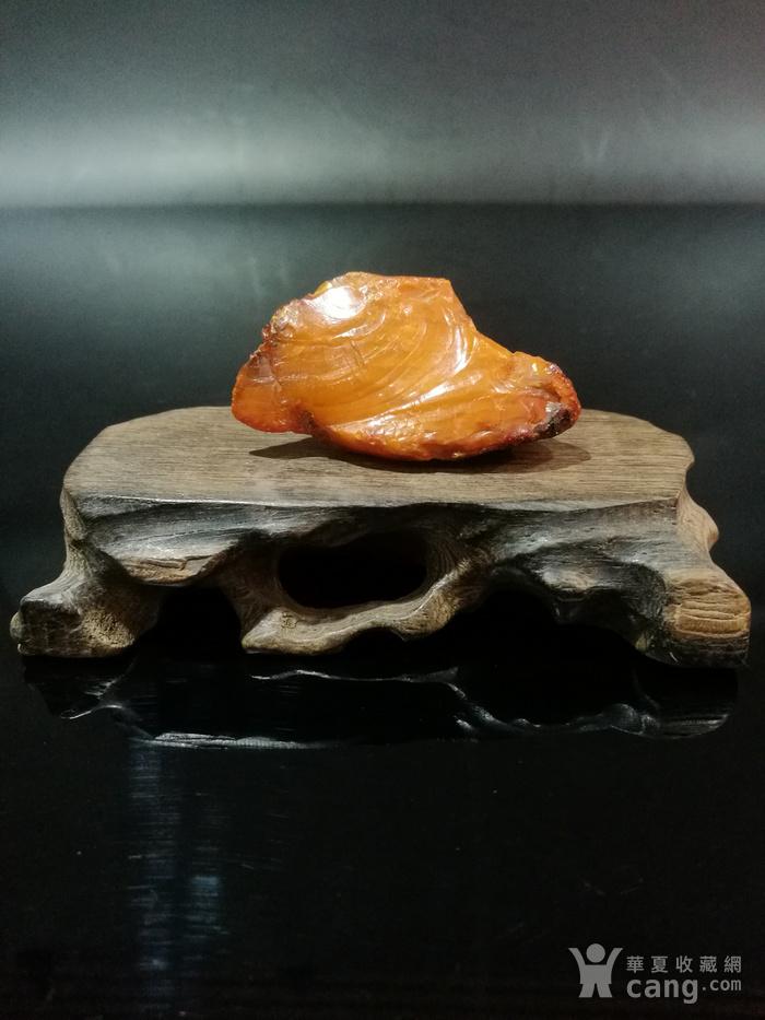 天然 蜜蜡原石图1