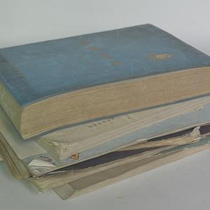 八本七十年代老书籍