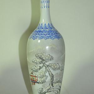 70 80年代薄胎瓶