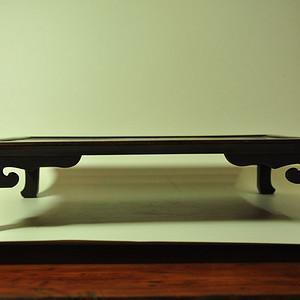花梨木老木桌