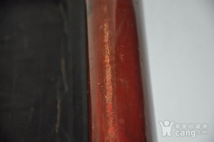 日本老漆器小桌一个图10