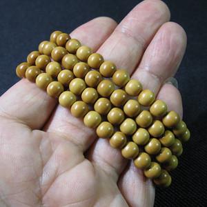 橄榄核圆珠108