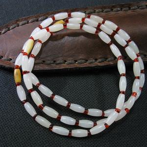 籽料米珠链