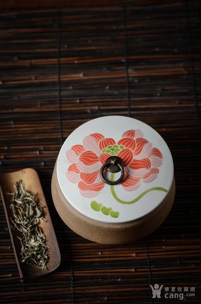 纯手工 中式储茶罐醒茶罐图2