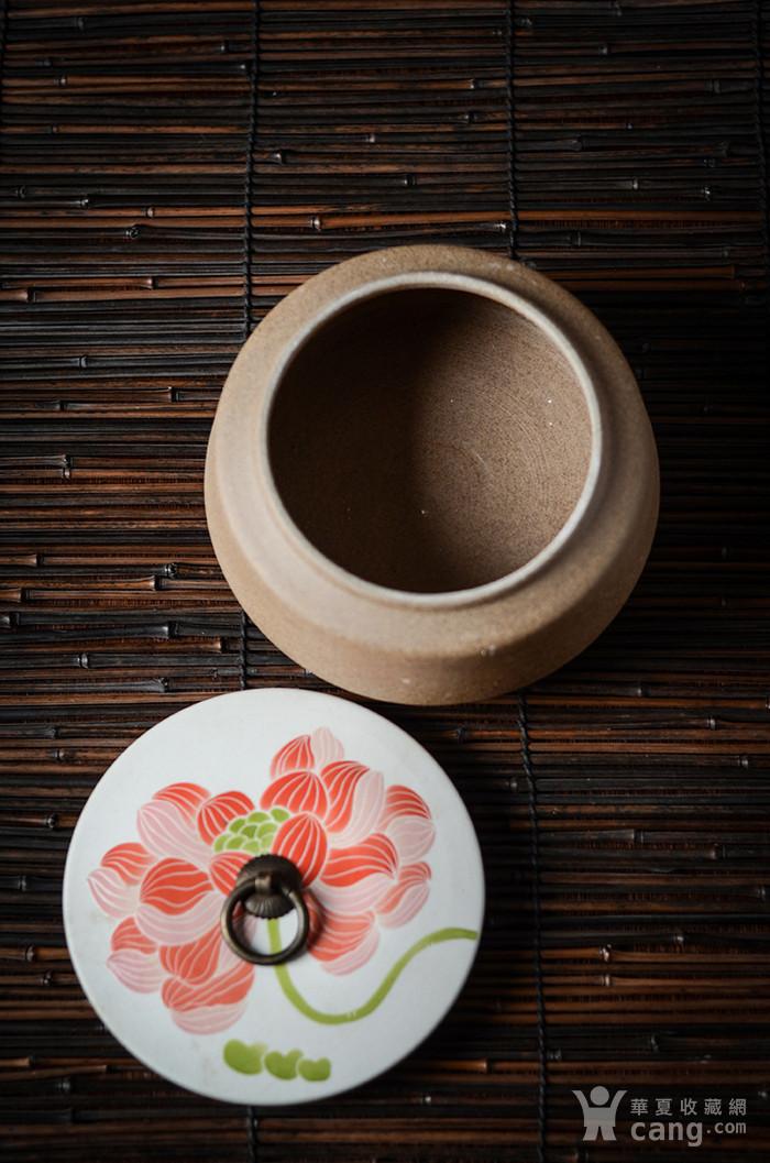 纯手工 中式储茶罐醒茶罐图1