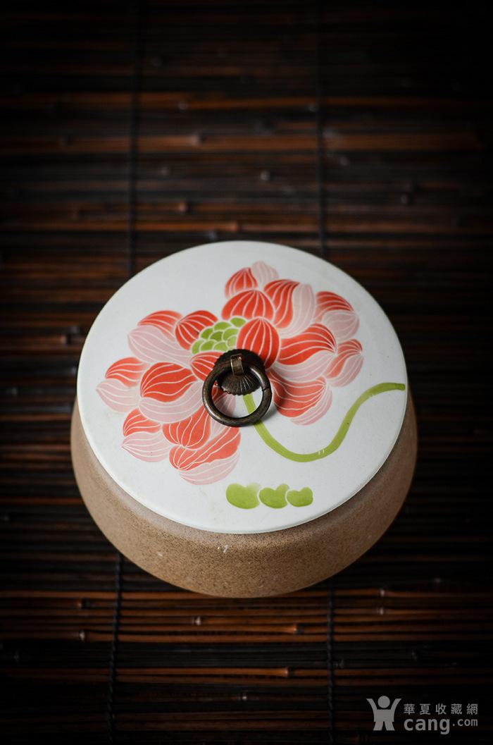纯手工 中式储茶罐醒茶罐图5