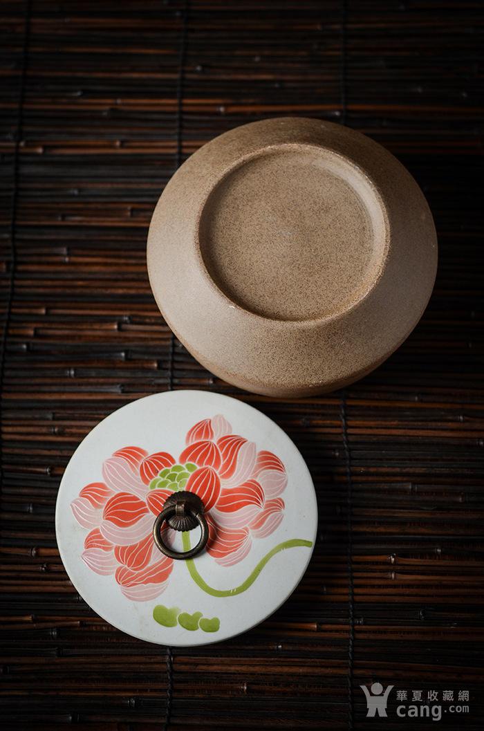 纯手工 中式储茶罐醒茶罐图6