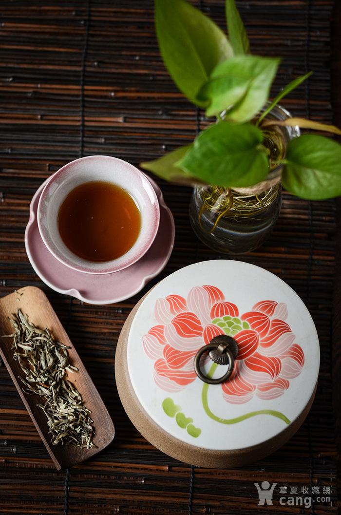 纯手工 中式储茶罐醒茶罐图7