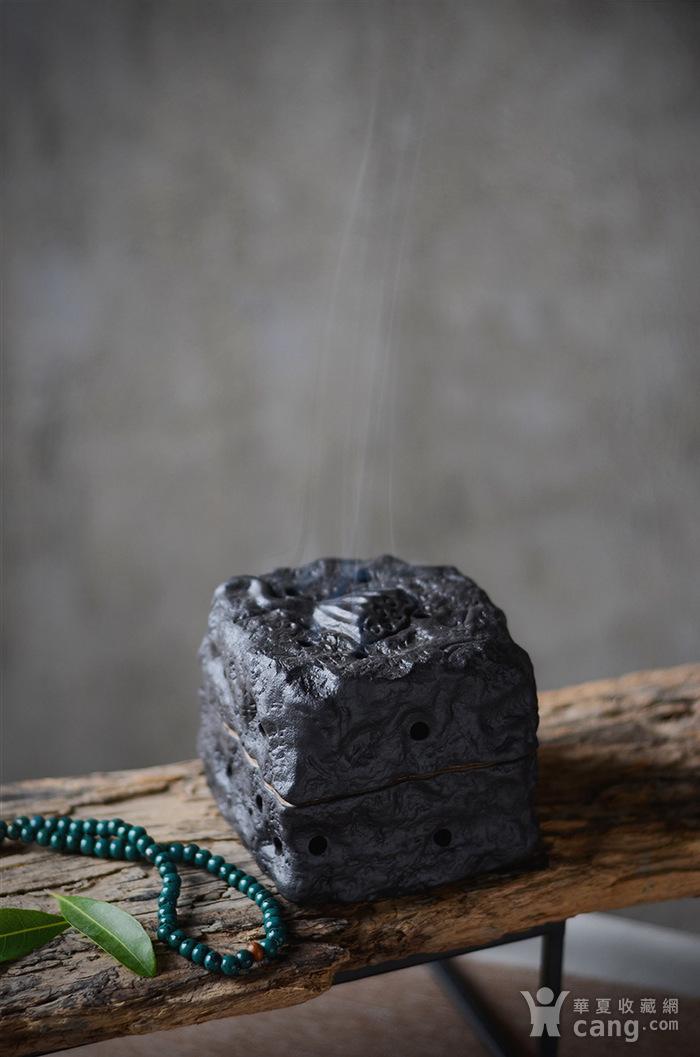 陶瓷古色古色香炉图2