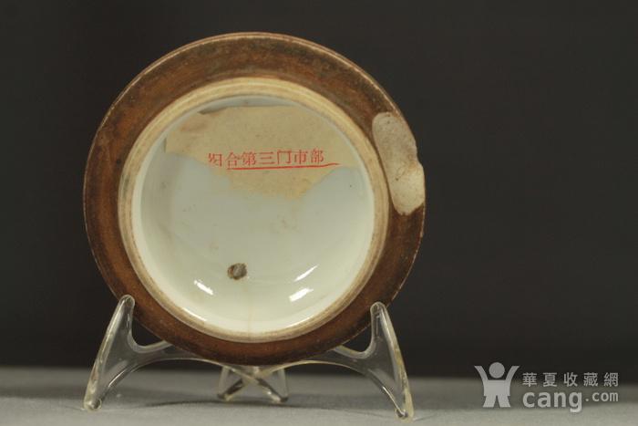 民国江西瓷业公司粉彩大茶壶图9