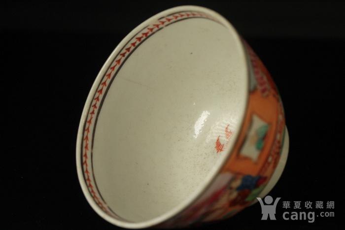 清乾隆粉彩碗三个图7
