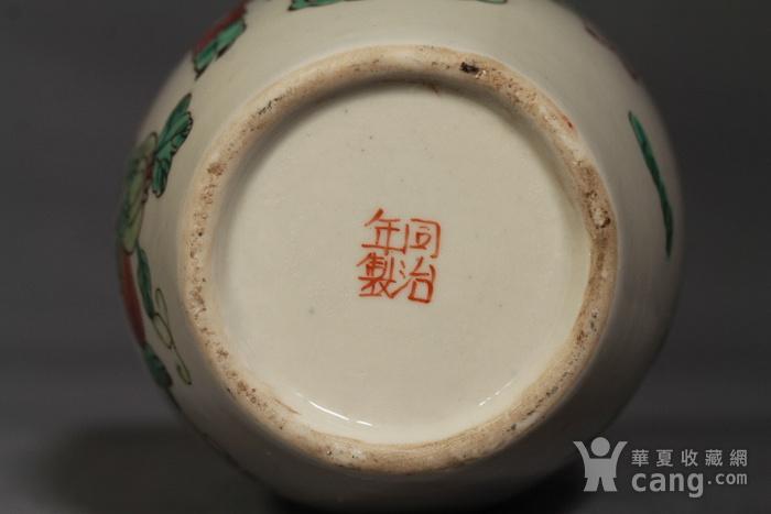 清代瓷瓶三个 全品图4