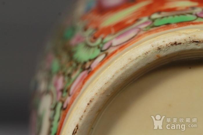 清代瓷瓶三个 全品图12