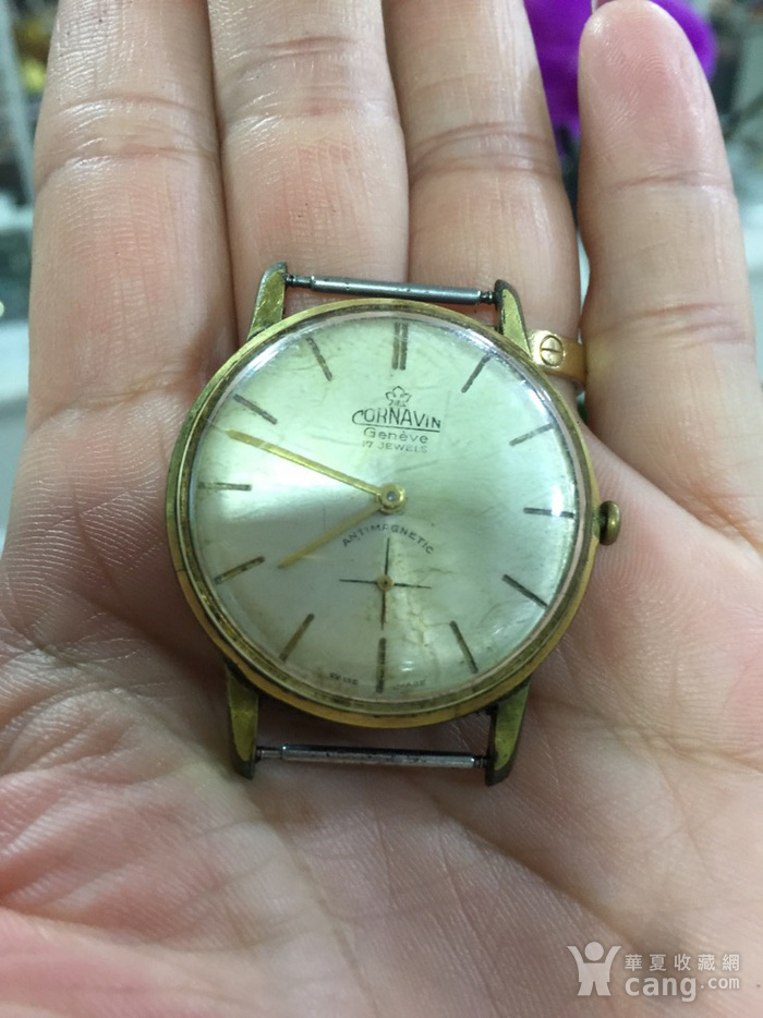 8136欧洲回流瑞士机械手表图6