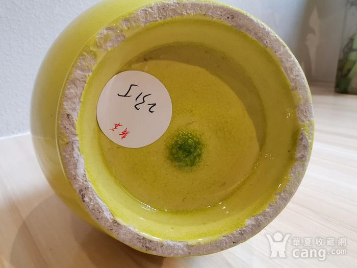 黄釉胆瓶图7