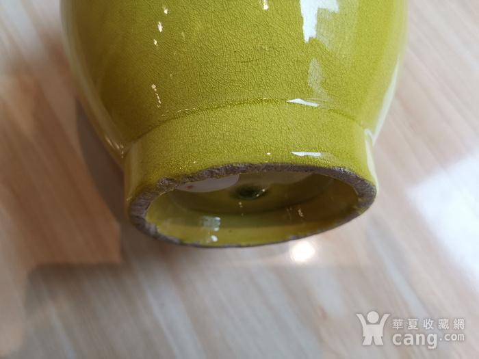 黄釉胆瓶图9