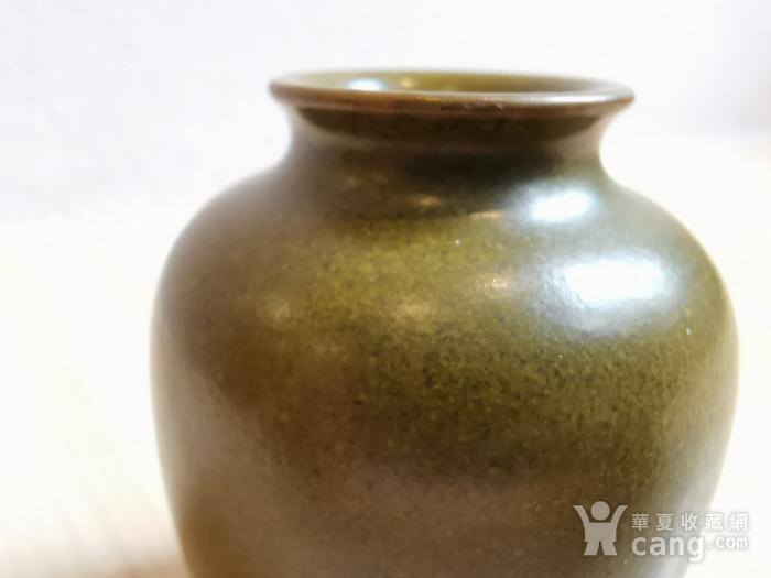 乾隆茶叶沫小罐图2