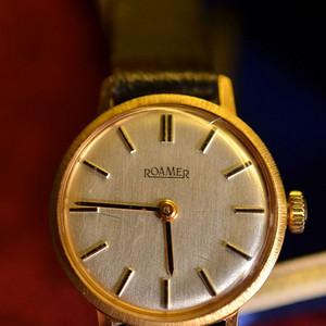 罗马ROAMER机械腕表 瑞士原产
