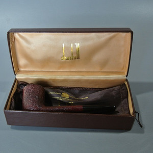 DUNHILL  RED BARK 登喜路烟斗