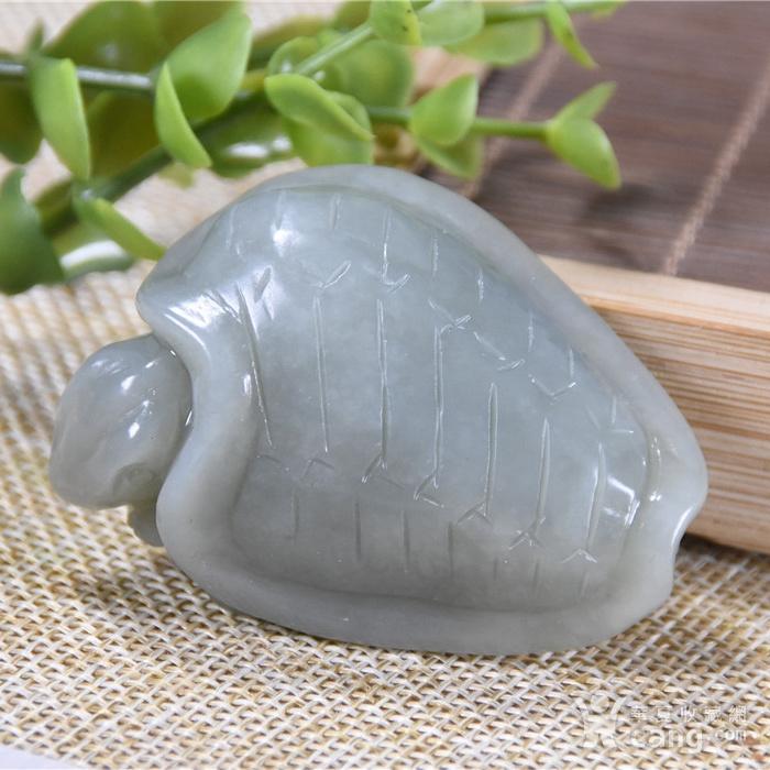 和田玉  神龟 长寿吉祥图4