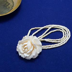 超大德国埃尔巴赫玫瑰雕挂件