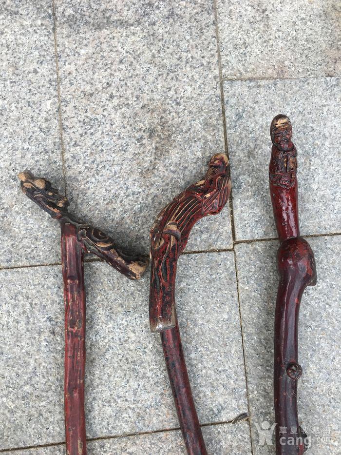 清代老手杖图2