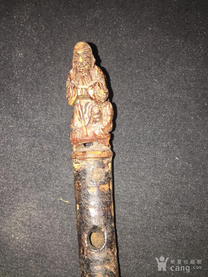 清代竹雕图4
