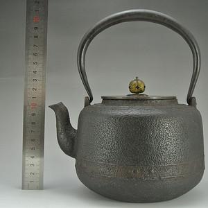 日本昭和早期万代屋形壶