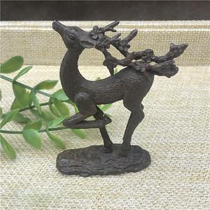 日本回流  铜器 秋叶原 小鹿
