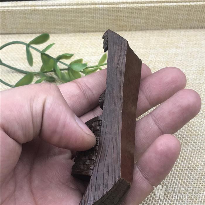 日本回流  铜器  翠鸟小船 香插图6