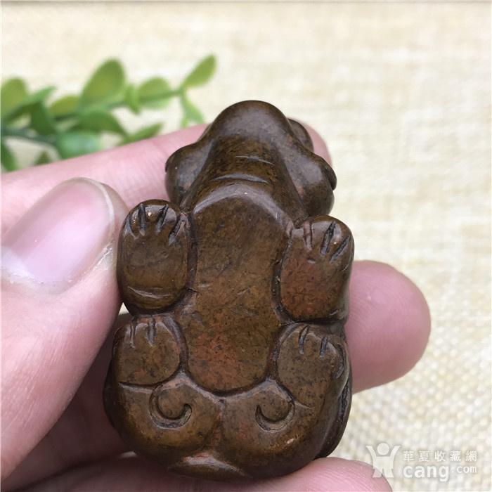 日本回流  铜器 瑞兽图5