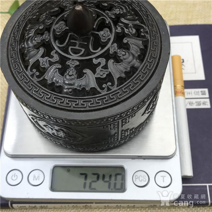 日本回流 五福临门  香炉图11