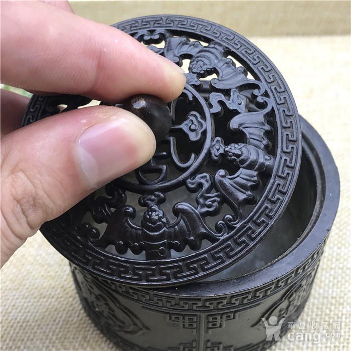 日本回流 五福临门  香炉图7