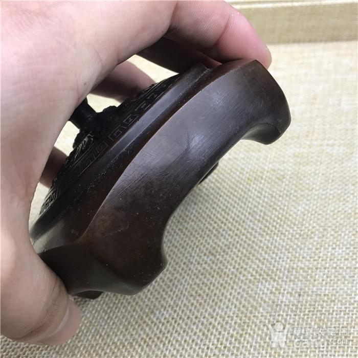 日本回流 铜器 香炉图5