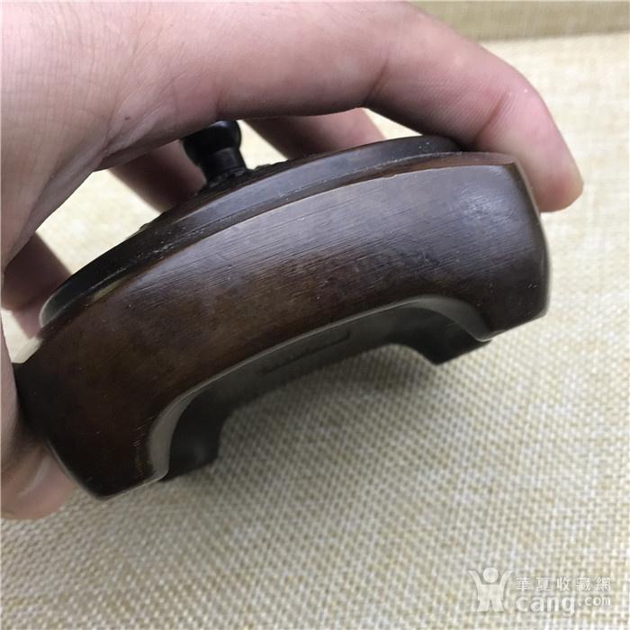日本回流 铜器 香炉图4