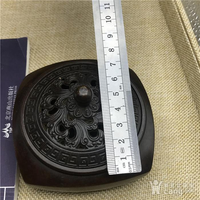 日本回流 铜器 香炉图9