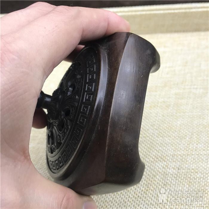 日本回流 铜器 香炉图8