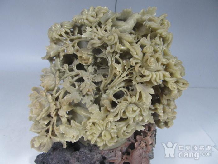 民国精品寿山石雕图4