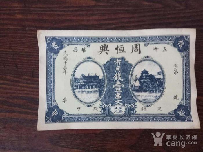 旧钱币一张图3