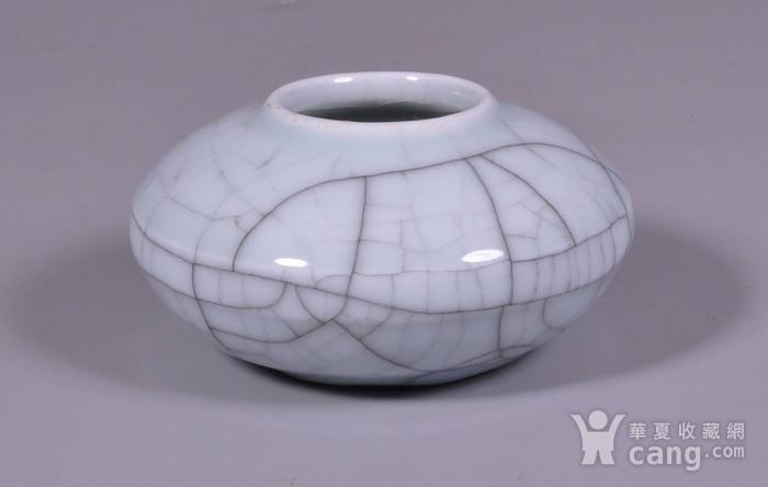 文房哥釉水盂:图3
