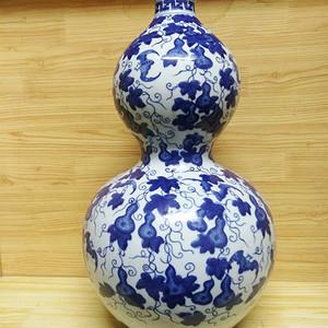 联盟 青花葫芦瓶