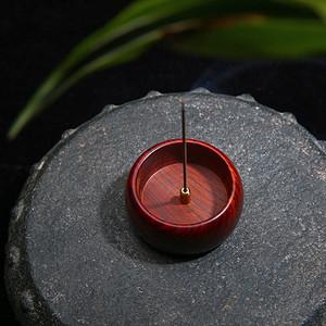 酸枝木 香插 香道器具 做工精细