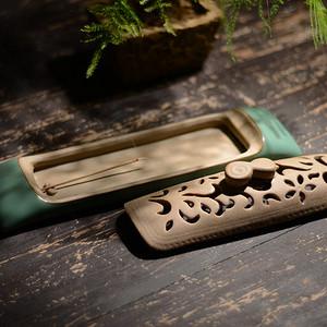 手工创意陶瓷家居中国风香薰炉
