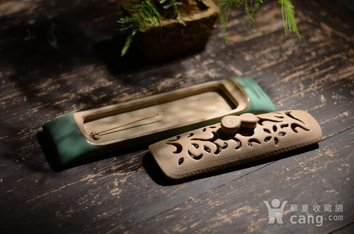 手工创意陶瓷家居中国风香薰炉图1