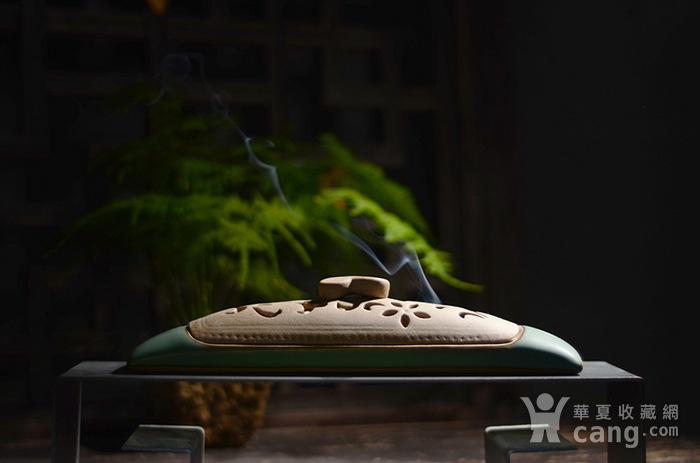 手工创意陶瓷家居中国风香薰炉图2
